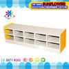Kids Kindergarten Furniture of Shoes Shelf, Wooden Shoes Rack, Shoes Cabinet (XYH12137-12)