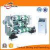 Vertical Slitting Machine for Plastic Rolls T Shirt Bag Making