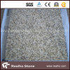 Veitnam Light Yellow Granite Stone Wall Tile / Stairs Treads