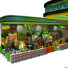 Niuniu Forest Theme Large Indoor Playground for Amusement Park