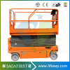 12m Electric Aerial Scissor Lift Self Propelled Work Platform