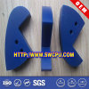 Bule Sloting Customized Variety Shape Plastic Gasket (SWCPU-P-G215)