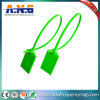 ISO14443A PVC Luggage Tracking Cable RFID Tie Tag
