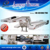 3 Axis Lowbed Semi Trailer with Dolly (Tow dolly trailer)