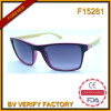 F15281 High Quality Cool Bamboo Arms Sunglasses