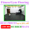 Indoor Outdoor Basketball Sports Court Rubber Fitness Tile Gym Flooring