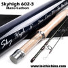Carbon Fiber 6′ 2wt 3 Pieces Fly Fishing Rod