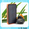 20000mAh Dual USB Port External Battery Solar Power Bank (ZYF8077)
