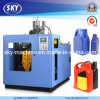 Extrusion Blow Molding Machine with View Strip