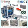 Automatic Block Making Machine Qt6-15, Qt8-15, Qt12-15 Block Making Machine