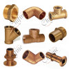 OEM Service Bronze and Brass Pipe Fittings