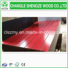 Raw/ Single Side Melamine Faced Slotted MDF Board Display