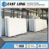 Super White Quartz Stone Slabs for Engineered Quartz/ Vanity Tops/Floor Tile with Polished Stone Surface