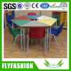 Primary School Furniture Study Table Chair Trapezoid Table (SF-41C2)