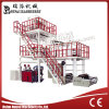 Best Quality High Speed Three Layer Co-Extrusion Film Extruder Machine