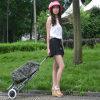 Shopping Trolley Cooler Bag W 3 Wheels (XY-414B2)