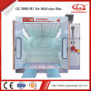 Guangli Factory Ce Approved High Quality Reliable MID-Size Bus Spray Paint Booth Oven