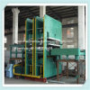 Automatic PLC Control Frame Structure Rubber Compression Molding Machine