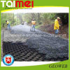 Hot Sale HDPE/PE Black Textured Geocell