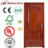 Fireproofing Wooden Door/Fireproof Wooden Door with Britain BS Standard Certified/Wood Fire Door/Entrance Wooden Door