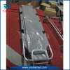 Aluminum Alloy Mortuary Funeral Stretcher with Body Bag