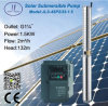 4in Centrifugal Stainless Steel Submersible Solar Pump