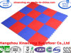 Easy Installation Soccer DIN CE Standards Futsal Flooring