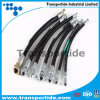 4sp Super Flexible Hydraulic Rubber Oil Hose Assembly