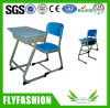 Modern Metal Frame School Desk and Chair (SF-60S)