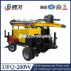Hydraulic 200m Water Drilling Rig Machine for Sale