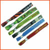Disposable Elastic Polyester Wristband (PBR009)