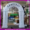 Giant Halloween Inflatable White Arch for Halloween Decoration