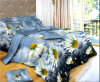 Elegant Flower Printing Colorful 3D Bedding Set