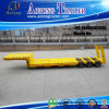 3 Line 6 Axle Low Bed Heavy Duty Semi Trailer