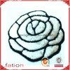 Rose Shape High Quality Shaggy Carpet Area Door Mat