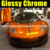 Chrome Orange Car Wrapping Vinyl