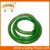 Transparent Green PVC Single Un-Reinforced Hose