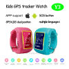 Kids GPS Tracker Watch with Multiple Languages (Y3)