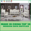 European Style Classic Living Room Leather 1+2+3 Sofa