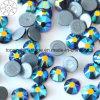 The Newest Amethyst Ab Hot Fix Rhinestone Glass Bead Hot Fix Rhinestone Copy Preciosa Stone (TP- amethyst ab)