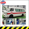 High Performance 6 Seats Hospital Ambulance Vehicle for Medical Aid