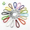 Wholesale Colorful Braided Rope Key Ring Keychain Key Holder