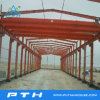 Prefab Low Cost Steel Structure for Warehouse From Pth