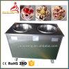 Very Good Working Performance Thai Ice Cream Machine 2 Pan