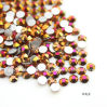 Wholesale High Qality Hot Fix Rhinestone Rose-Gold Rhinestone Preciosa Crystal (TP-rose gold)
