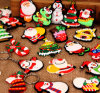 Christmas Promotion Gift PVC 2D Fridge Magnet (YB-FM-449)