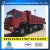 HOWO 8X4 336HP/247kw 12 Wheels Dump Truck / Tipper Truck