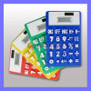 Multi Color 8 Digit Solar Power Silicon Rubber Jelly Calculator Promotion Gift (SL-380)