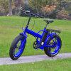 20inch*4.0 Fat Tire Electric Bike 500W Folding Ebike for Boy