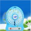 Mini USB Fan Rechargeable Fan with LED Light USB Fan